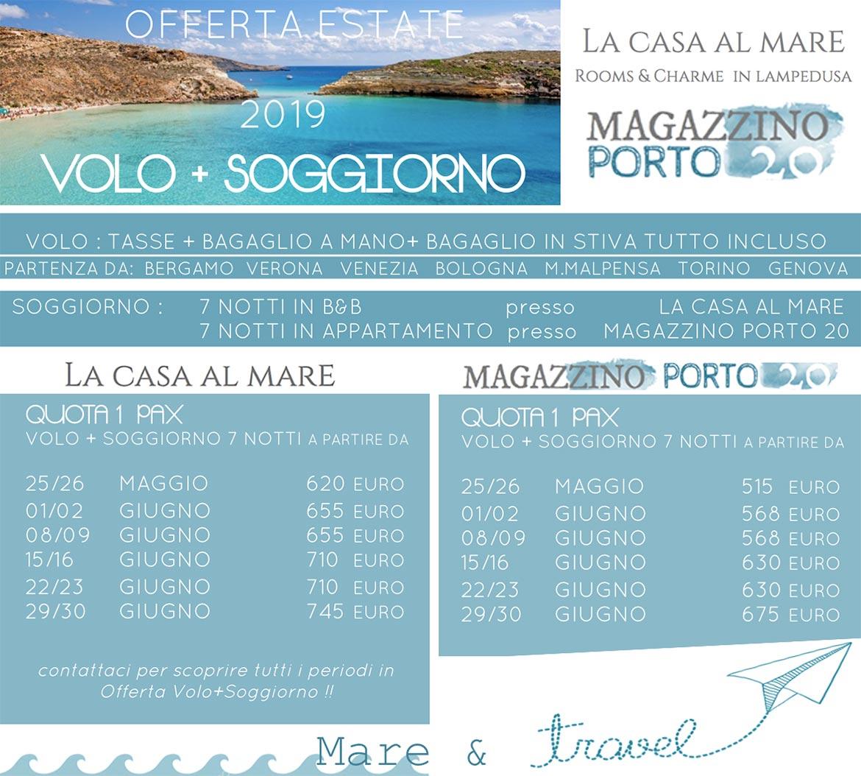 MagazzinoPorto 20 - Appartamenti nella Lampedusa più storica